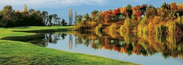 Royal Spring Golf Course Srinagar- photo jktourism.org